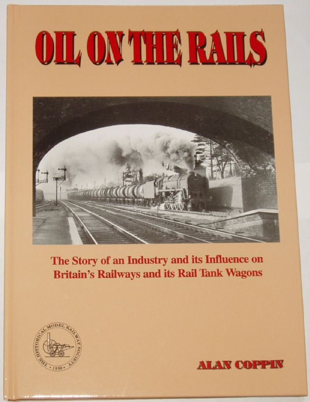 Oil on the Rails, by Alan Coppin